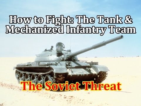 "Video. Instructivo US de 1980 ""How to fight: The Tank / Mechanized Infantry Team"""