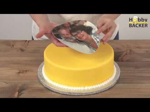 Hobbybäcker - Anleitungsvideo: Tortenfotos