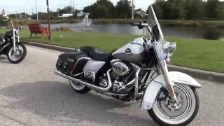 6. Used 2009 Harley Davidson FLHRCI Road King Classic