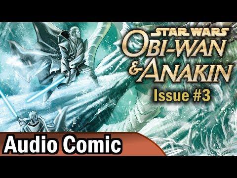 Obi-Wan & Anakin #3 (Audio Comic)