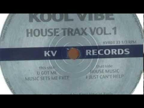 Kool Vibe - House Music - KV Records 2013