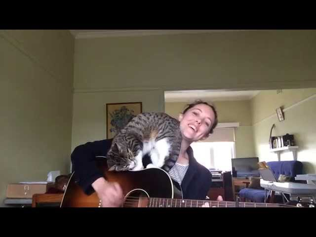 \'Loverless\' feat. George the cat - Ayleen O\'Hanlon