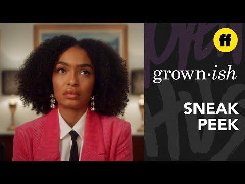 grown-ish Season 2, Episode 11 | Sneak Peek: Zoey On Trial | Freeform