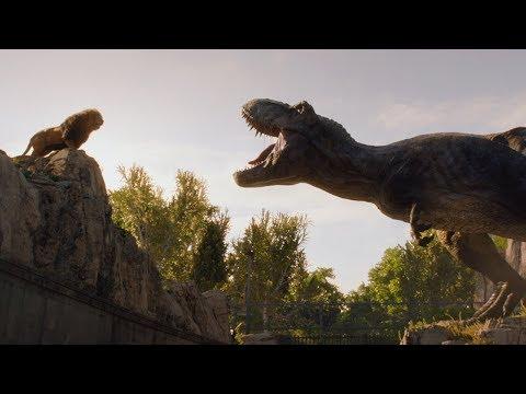 """Jurassic World: El Reino Caído - """"Gone""""?>"""