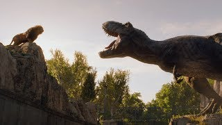 "VIDEO: JURASSIC WORLD: FALLEN KINGDOM – ""Gone"" Clip"