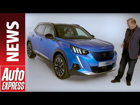 New 2019 Peugeot 2008 - Can Peugeot's New Baby SUV Become A Class Leader?
