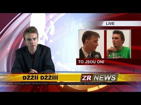 Nepokoje na Česku a Slovensku - DŽŽÍÍ DŽŽÍÍÍ NEWS