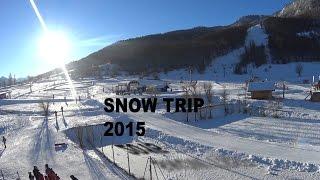 La Salle Les Alpes France  city pictures gallery : SNOW TRIP 2015 La Salle les Alpes 4m