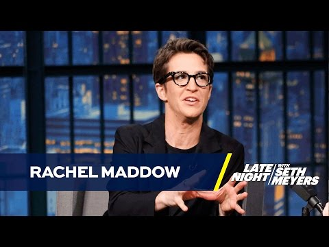 Rachel Maddow Details Ways Trump's Business Conflicts Could Hurt America