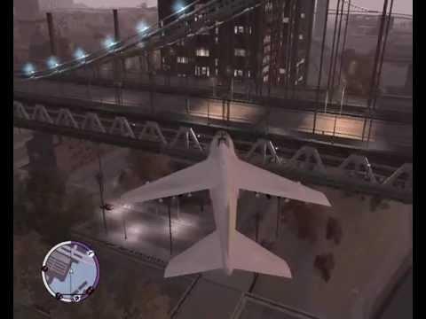 comment prendre un avion dans gta iv