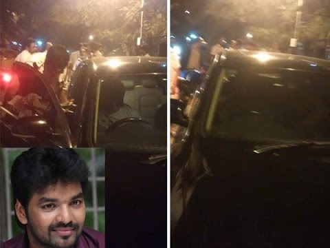 Actor - Tamil film actor Jai was caught by police for drunk driving during a check in Mylapore early on Thursday. The actor, who starred in movies like 'Raja Rani, 'Chennai-28', 'Goa' and 'Thirumanam...