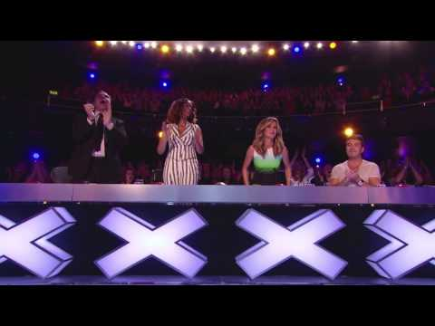 Simon Cowell pushes the Golden Buzzer for this girl: her voice and story will leave you breathless