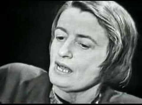 Talk Show - Ayn Rand, Andy Warhol, Iggy Pop + David Bowie, Andy Kaufman