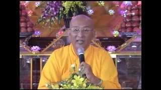 Bài giảng: Mau Về Với Phật (phần 2) - Thượng Tọa Thích Giác Hóa