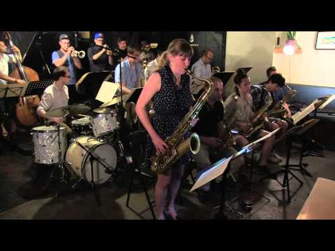 Taylor Donaldson Big Band - Let's Cool One