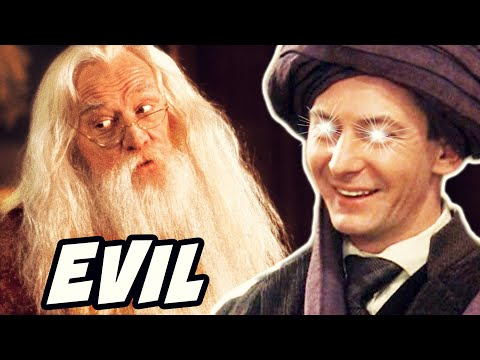 How Dumbledore Knew That Quirrell Was Voldemort - Harry Potter Theory