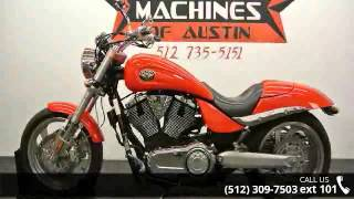 5. 2005 Victory Hammer  - Dream Machines Indian Motorcycle -...
