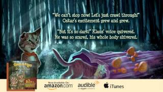 Oskar & Klaus: The Search for Bigfoot Audiobook on Audible, Amazon and iTunes