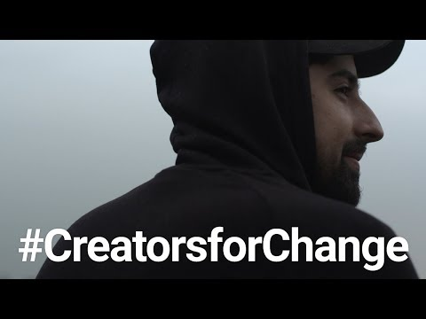 YouTube Creators for Change: Abdel En Vrai