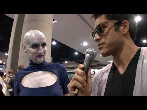 KROQ's Psycho Mike Tours Comic Con 2010