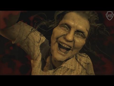 Resident Evil 7 DLC Спальня