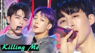 [Comeback Stage]iKON- KILLING ME, 아이콘 - 죽겠다 Show Music core 20180804