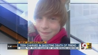 Video Teen charged in shooting death of friend MP3, 3GP, MP4, WEBM, AVI, FLV Juli 2018