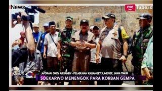 Download Video Pakde Karwo Tinjau Lokasi Terdampak Gempa di Pulau Sapudi - iNews Sore 11/10 MP3 3GP MP4