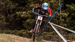 A First Time Win at Lightning Speed in Lenzerheide | UCI MTB World Cup 2016 by Red Bull