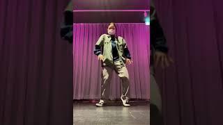 Blu-G – Practice popping dancing