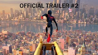 Spider-Man: Into The Spider-Verse | Official Trailer 2 | In Cinemas December 14