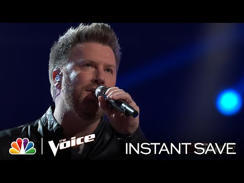 "Ben Allen's Instant Save Performance of Matt Stell's ""Prayed for You"" - The Voice Results 2020"