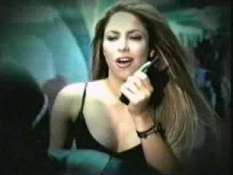 Banned Shakira Commercial Nokia