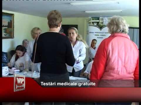 Testarea gratuită a glicemiei și melanomurilor