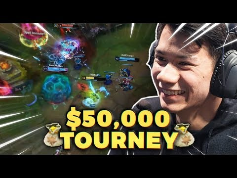 Shiphtur  TWITCH RIVALS RETURNS! ($50,000 PRIZE POOL)