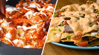 11 Warm And Cheesy Nacho Recipes • Tasty by Tasty