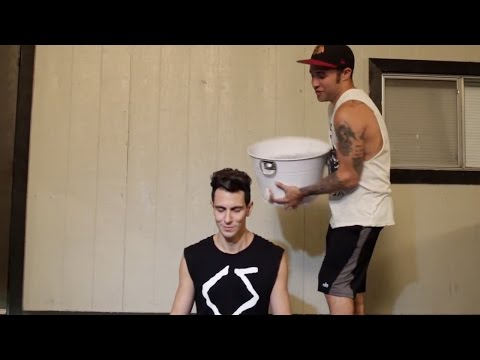 Cobra Starship: Ice Bucket Challenge for ALS