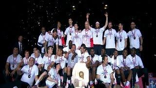 Tremblay-en-France France  City new picture : Tremblay en France VS PSG HANDBALL LNH D1 2015 26e journée