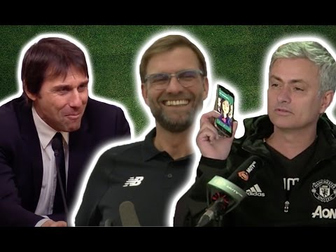 10 FUNNY Football Press Conference Moments