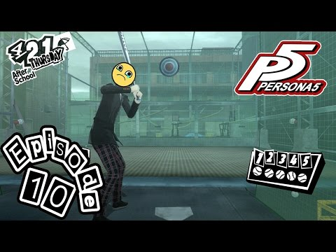 PERSONA 5 - Let's Play FR #10 : Humiliation ultime.. (видео)