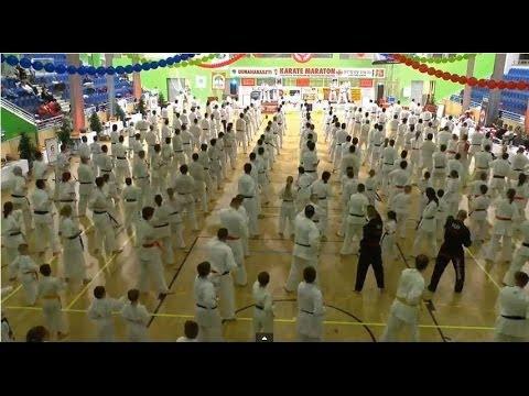 II. Karate Maraton - 2013. március 9.
