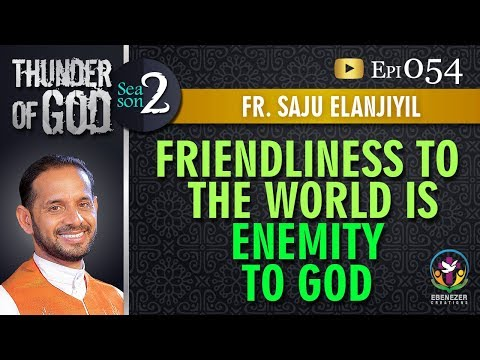 Thunder of God | Fr. Saju Elanjiyil | Season 2 | Episode 54