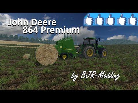 John Deere 864 Premium V3.0