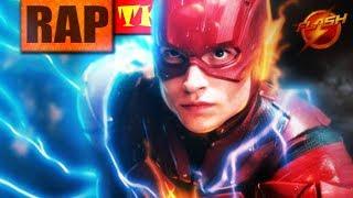 Rap do Flash (Liga da Justiça) // O Velocista Escarlate // Versão 2 // TK RAPS