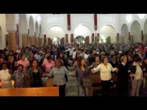 Mais de 1.000 pessoas participam da Missa de Santa Rita de Cássia na Catedral de Mogi das Cruzes