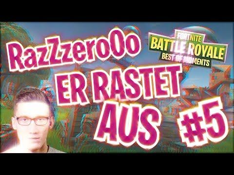 FORTNITE RazZzero0o RASTET AUS #5