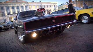 Nonton Helsinki Cruising Night 9 2014   Insane American Muscle Cars   Film Subtitle Indonesia Streaming Movie Download