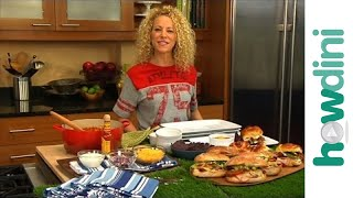 Game day recipes - Easy football party food ideas - YouTube