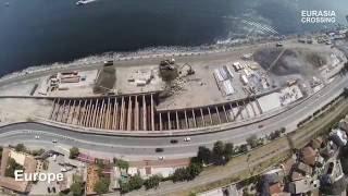 Video The Eurasia Undersea Tunnel Project MP3, 3GP, MP4, WEBM, AVI, FLV September 2018
