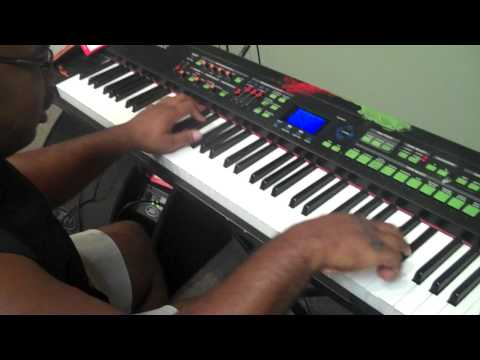 Trey Songz - Can't Help But Wait (Piano Cover)